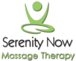 Serenity Now Massage Therapy Sticky Logo Retina