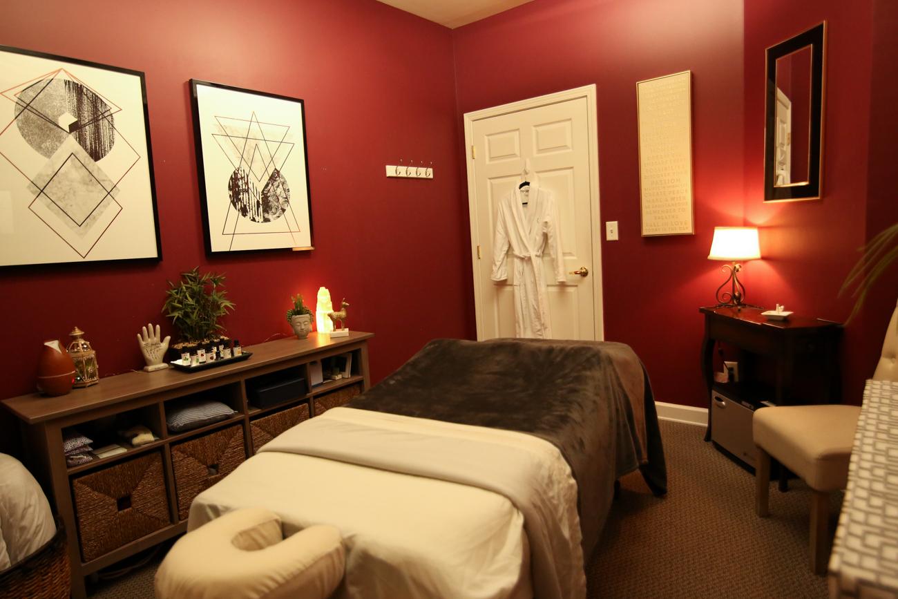 local massage therapist